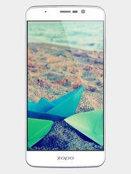 ZOPO Hero 1 5 inch 4G LTE Quad-Core 64bit 13.2MP Dual SIM Android Smartphone _White