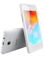 Intex Aqua A1 Dual Core Android Kitkat Smartphone - White