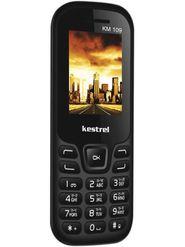 Kestrel KM-109 Dual Sim Phone - Black