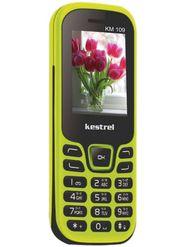 Kestrel KM-109 Dual Sim Phone - Green