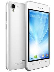 Lava Iris Fuel F1 Mini Android Kitkat with 8GB ROM 3G Smartphone - White