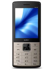 Lava Spark 284 Dual Sim Phone - Champagne Black