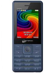 Micromax X2400 Dual Sim Mobile - Blue