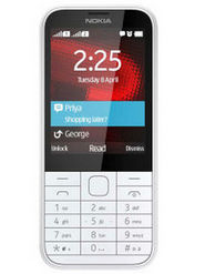 Nokia 225 - White