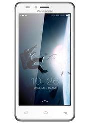 Panasonic  T45 Quad Core,Android Lollipop with 1 GB RAM & 8 GB ROM - White
