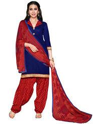 Khushali Fashion Glaze Cotton Printed Unstitched Dress Material -RPSP28010