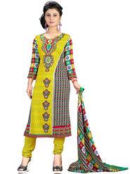 Khushali Fashion Crepe Printed Dress Material -Swsvh1008