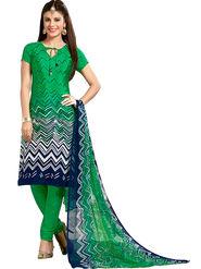 Khushali Fashion Silk Printed Unstitched Dress Material -VRIS21030