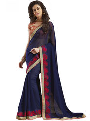 Nanda Silk Mills Fancy Traditional Saree_Vr-1809