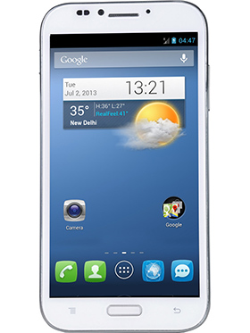 Karbonn Titanium S9   White available at Naaptol for Rs.12899