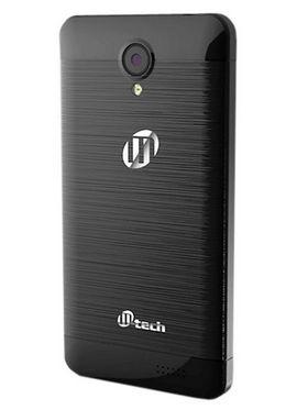 Mtech Opal Q4 4-Inch Android Kitkat, 1.2 Ghz Quad Core Processor 3G Smartphone - Black