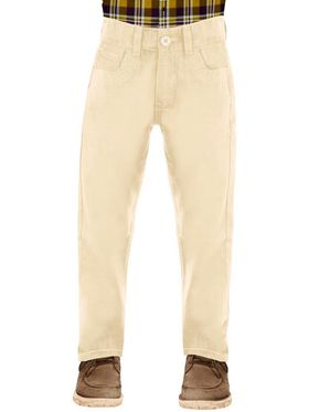 Uber Urban 100% Cotton Regular Fit Boy's Trousers_8015191BCTNPBG
