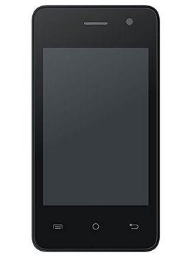 Intex Aqua V+ Smart Mobile Phone - Black