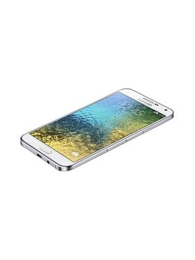 Samsung Galaxy E7 E700 Dual Sim - White