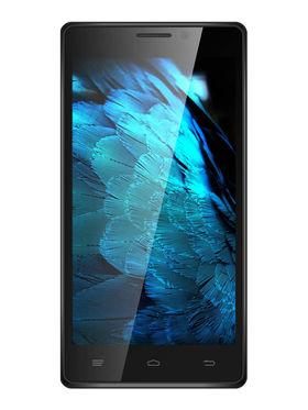 Intex Aqua Power HD 5 Inch Android 4.4.2 (KitKat) - Black