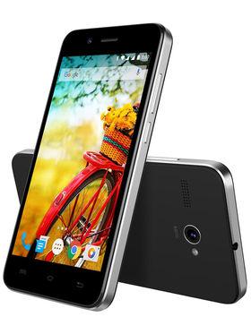 LavaIRIS ATOM 4 Inch Android v5.1Lollipop - Black