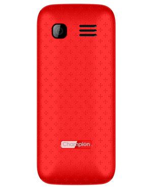 Champion X2 Sleek Plus Dual Sim - Red