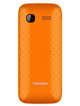 Champion X2 Sleek Plus Dual Sim - Orange