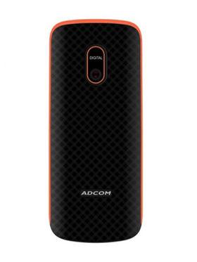 ADCOM Freedom X6 Dual SIM Mobile Phone - Black & Orange