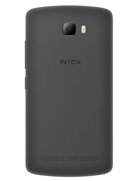 Intex Cloud GEM Plus (Black, 4 GB)