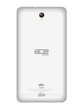 Swipe Ace Strike Lollipop 4G Calling Tablet (RAM:2GB ROM:16GB Battery:4000 mAh) -White