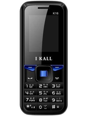 Combo of I KALL K11 Dual SIM Mobile(Black) + I KALL K16 Dual SIM Mobile Phone (White)