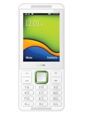 LAVA KKT PRIME2 - White & Green