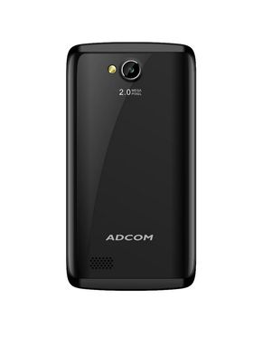 Combo of Adcom A 40 3G SmartPhone (Black) + Adcom X5 Voice Changer (Black & Blue) + Powerbank 2200mAh yellow + Cheapest Bluetooth Speakers s-10 (Red)