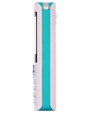 Trio Superphone T5000 Phone cum Powerbank - White