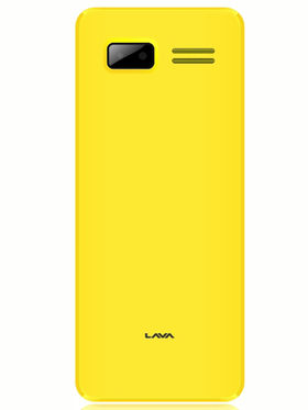 LAVA KKT STAR 2(Black Yellow)