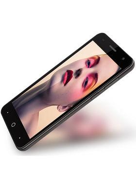 Swipe Konnect 5 inch Lollipop 5.1 (RAM : 1GB : ROM : 8GB) 3G Calling Smartphone (SandStone Black)