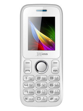 Xccess X103 Gem C Feature Phone - White