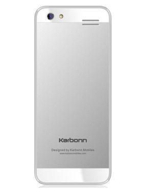 Karbonn Phone K Phone 1(White Champagne)