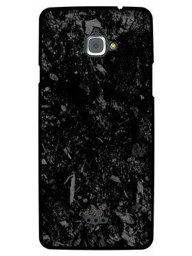 Snooky Designer Print Hard Back Case Cover For InFocus M530 - Black