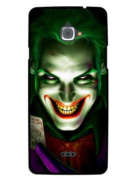 Snooky Designer Print Hard Back Case Cover For InFocus M530 - Green