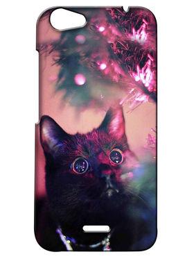 Snooky Digital Print Hard Back Case Cover For Micromax Bolt Q338 - Multicolour