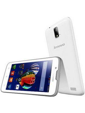 Lenovo A328 Android KitKat - White