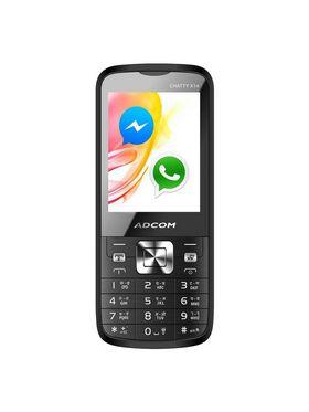ADCOM X14 Chatty Dual SIM Mobile Phone - Grey