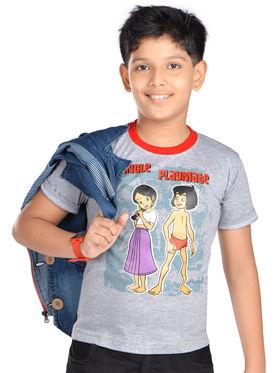 American Indigo 5 Kids Toon Graphic T-shirts
