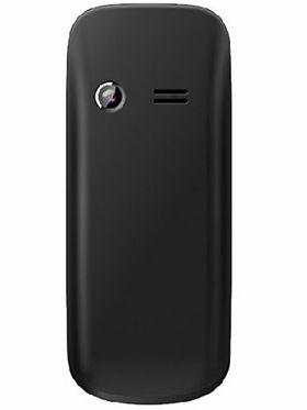 BQ K12 Dual Sim, Camera, Expandeble Memory Upto 16GB, MP3/MIDI/AMR, With FM - Black & Grey