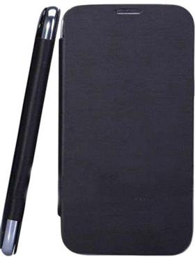 Camphor Flip Cover for Sony Xperia E - Black