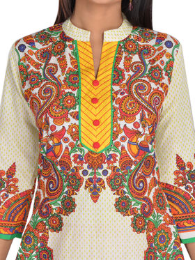 Collection of 5 Stylish Kurtas by Shop Rajasthan