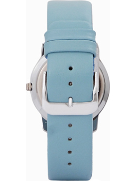 DEZINE DZ-LR054 Wrist Watch - Silver