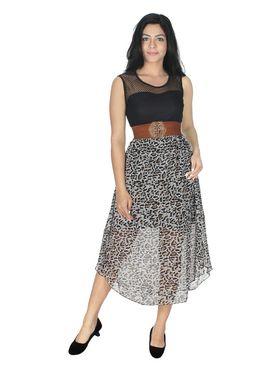 Sai Arisha Printed Georgette Dresses -ars04