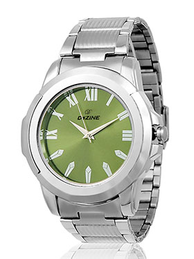 Dezine Wrist Watch for Men - Green