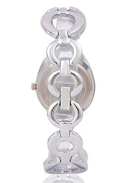 Dezine Wrist Watch for Women - Pink_DZ-LR200-PNK-CH