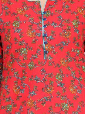 Branded Cotton Printed Kurtis -Ewsk0915-1512