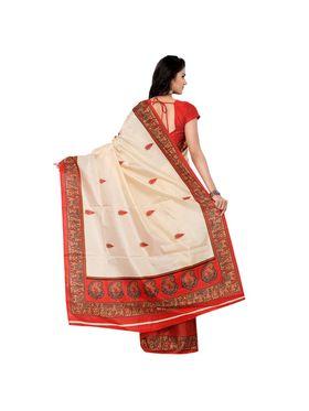 Florence Bhagalpuri Printed  Sarees -FL-11204
