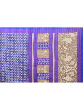 Florence Printed Bhagalpuri Silk Sarees FL-11687