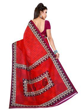 Florence Printed Bhagalpuri Silk Sarees FL-11705